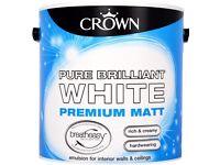 emulsion white matt