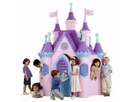 Princess castle playhouse like little tikes Brand new boxed