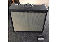 Fender Hot Rod Deville III 60w 2x12 Combo Guitar Amp