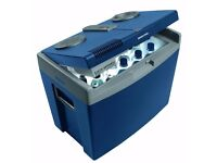 Cool Box AC/DC for Car and Mains, Approx. 34 Litres, A++