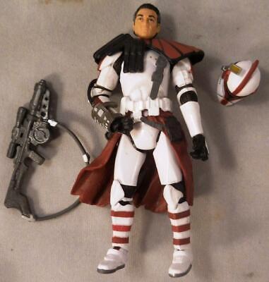 Star Wars action figure ARC Trooper ALPHA Clone Commander. FREE Ship