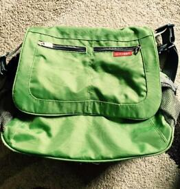 Skip Hop Messenger changing bag