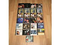 Nice Selection Of 28 Soul Jazz And Blues CDs.