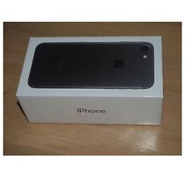 iPhone 7 128gb or 256gb