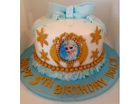 Custom Made Childrens & Adults Birthday Cakes & Cupcakes + Wedding - Christening - Baby & More