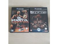 Rare Nintendo Gamecube games complete with manuals - Excellent condition