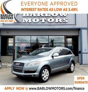 2007 Audi Q7 4.2 Premium NAVI/SUNROOF**OPEN 7 DAYS A WEEK**