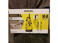 BRAND NEW SEALED BOX KARCHER K4 FULL CONTROL