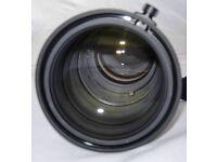 Nikon 300mm f2.8 lens