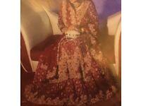 Bridal lahnga