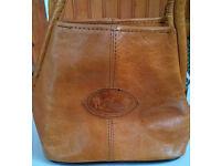 leather handbag from egypt
