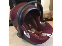 Cybex Aton Platinum Baby Carrier