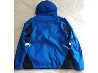 Men's Size L Spyder Ski Jacket - Blue
