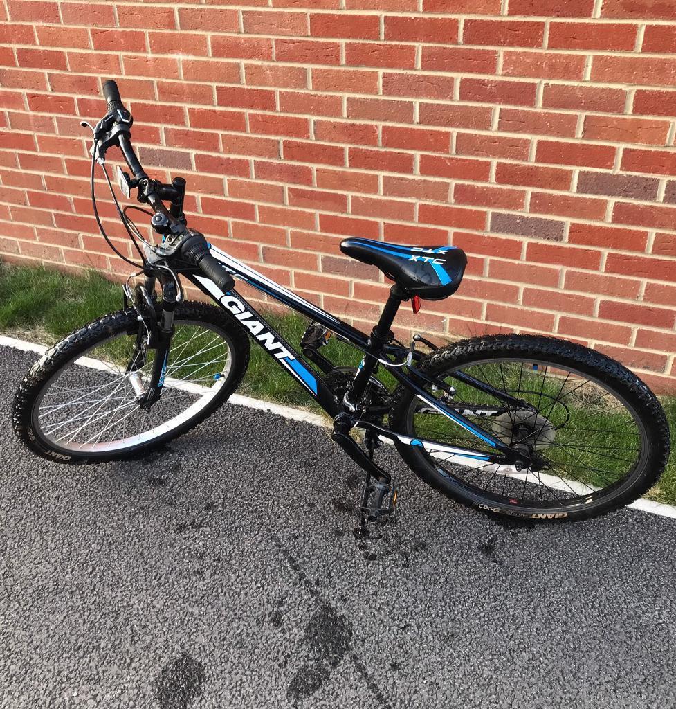 """Giant xtc junior 24"""" wheels"""