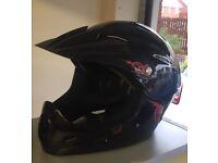 Kids helmet (full face)