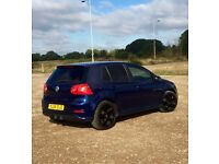 Golf MK5 R32 Replica RARE Shadow Blue 1.4 FSI S QUICK SELL!!