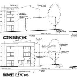 Building plot for sale