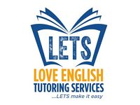 GCSE/A Level English Tutor
