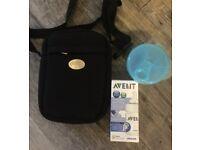 Philips Avent thermal bag,Milk Powder Dispenser,Feeding bottle