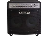 Low Down LD400 Pro Bass Amplifier