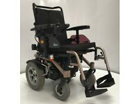 KYMCO K ACTIVE WITH KERB CLIMBER 2017 Electric Wheelchair