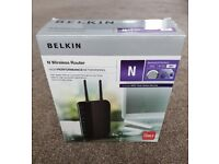 Belkin Wireless Router for cable connections Wi-Fi