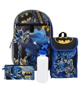 Batman 5 pcs Backpack Set 16 inch