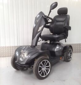 Drive Cobra Mobility Scooter fitted with new batteries