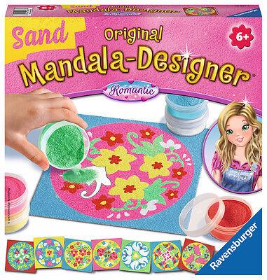 Ravensburger Creation Mandala Designer Sand Romantic 29887