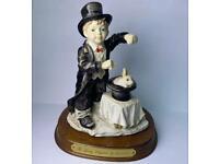 The Young Magician Figurine - By Leonardo