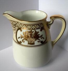 noritake milk jug