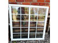 Wooden Double Glazed Window