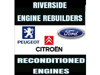 CITROEN RELAY-FORD TRANSIT-PEUGEOT BOXER, 2.2 ( ENGINE EURO 5 ) FULLY RECONDITIONED 2012/17 £1495