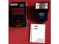 Vivitar 2600D M/P/O flash gun