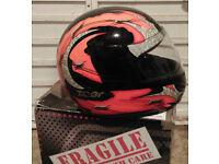 Helmet Akito used