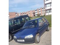 Peugeot 106 key largo 954 cc with only 53000 miles! Cheap run around!