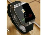 Black stripes Bluetooth smart watch for android and iPhone brand new in box