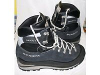 SCARPA MANTA Boots UK 11 EU46, As new condition, only worn once