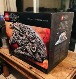 LEGO Star Wars - Millennium Falcon - 75192 - Brand new in sealed box