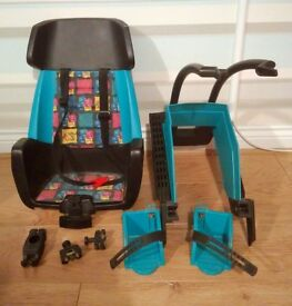 Hamax bicycle child seat