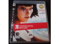 Mirror's Edge PS3 - Excellent Condition - Video Game