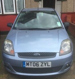 2006 FORD FIESTA ZETEC CLIMATE 1.4L *ONLY 45K MILEAGE VERY LOW* *EXCELLENT FIRST CAR* OFFERS