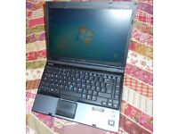 HP 6910 Laptop, Windows7, Excellent condition, With battery and mains charger.