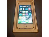 Apple IPhone 5S 16GB GOLD Excellent Condition