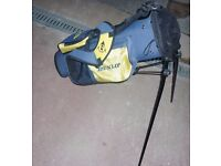 DUNLOP CARRY BAG EXCELLENT CONDITION