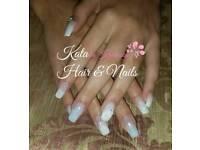 Hair, nails and treatments