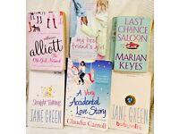 Women's Fiction Novel Bundle Marian Keyes Jane Green Books Chick Literature