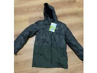 Regatta Kids waterproof Rain winter Jacket Brand New & Tagged 11/12 years old School outdoors