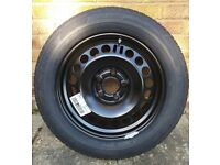 Vauxhall Full Size Wheel 17 inch and Bridgestone Tyre New!