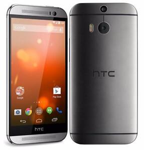 HTC ONE M8 UNLOCKED SMARTPHONE EXCELLENT CONDITION WITH WARRANTY